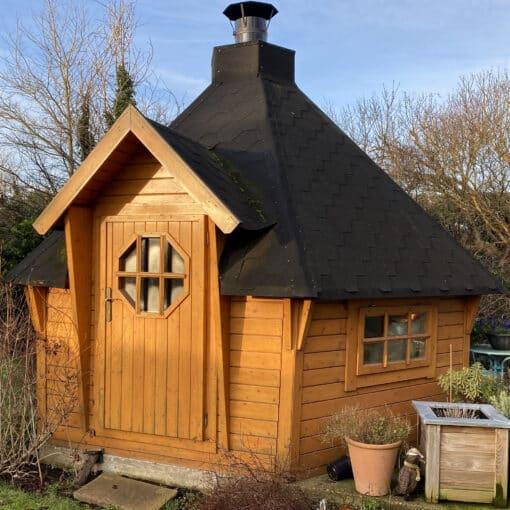 Sauna aus Zirbenholz - eine gute Wahl