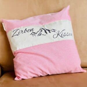 Herbalind Zirbenholz Kissen